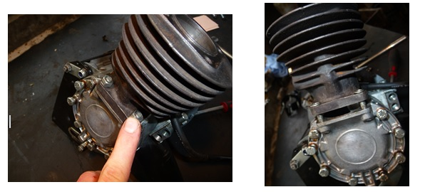 Démontage cylindre Solex